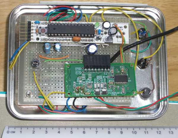 An Arduino based DDS-60 controller
