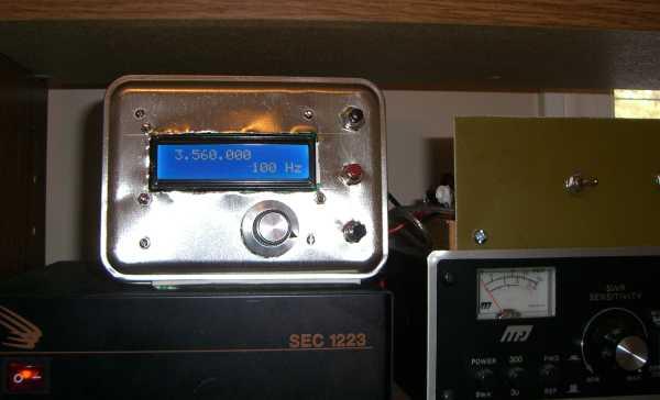 An Arduino based DDS-60 controller